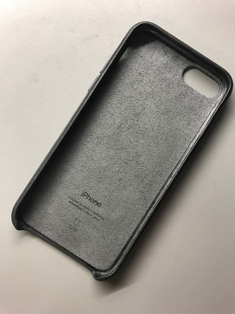 ốp lưng da iPhone 7 Plus Leather case