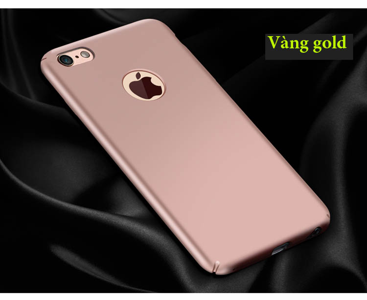 ốp lưng iphone 7 plus likgus slim vàng gold