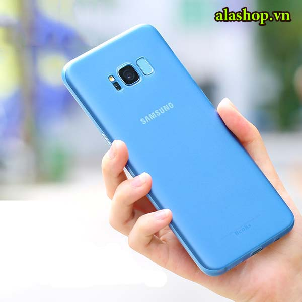 Ốp lưng Galaxy S8 Plus siêu mỏng 0,4mm Benks