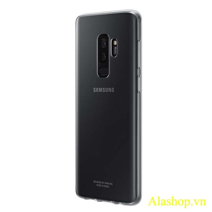 ốp lưng Galaxy S9 Plus Clear cover chính hãng samsung