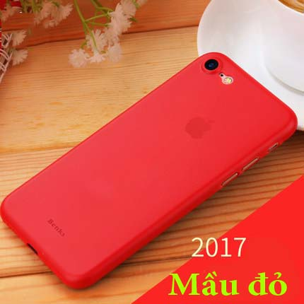 ốp lưng iphone 7 siêu mỏng 0,4mm benks lollipop