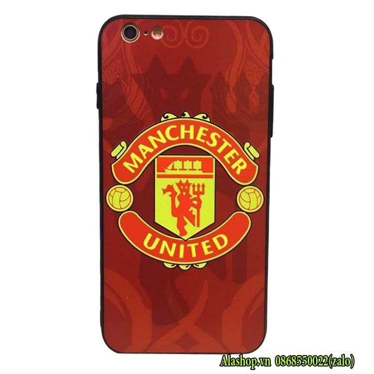 Ốp lưng iPhone câu lạc bộ bóng đá nhập khẩu cao cấp