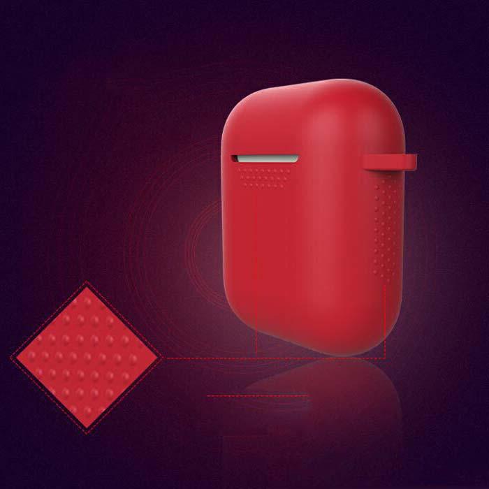 Túi đựng silicon Airpods chính hãng i-smile