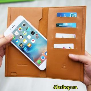 Bao da dạng ví smartphone 5.5 inch