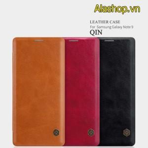 Bao da Galaxy Note 9 Nillkin Qin
