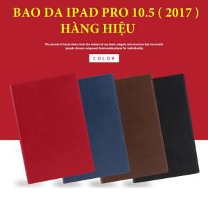 Bao da ipad pro 10.5 hàng hiệu cao cấp Memumí ( tặng túi bút da )