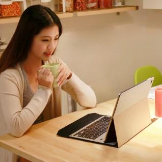 Bao da kiêm bàn phím Ipad Pro 10.5 inch