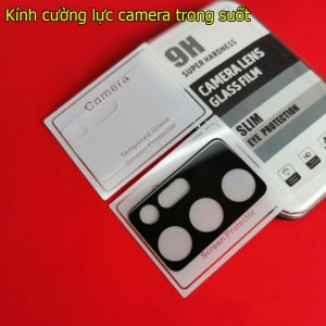 Kính cường lực camera Samsung Note 20 ultra chống vỡ