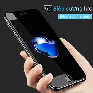 Kính cường lực full màn hình 5D iPhone 6S
