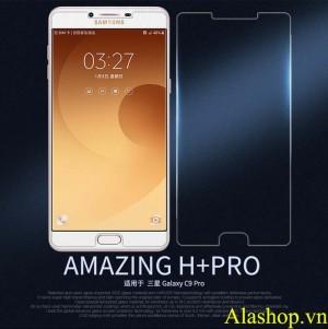 Kính cường lực Galaxy A9 pro Nillkin Pro H+ 0,2mm