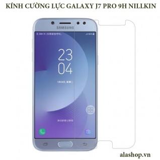 Kính cường lực Galaxy J7 Pro Amazing 9H+ Nillkin