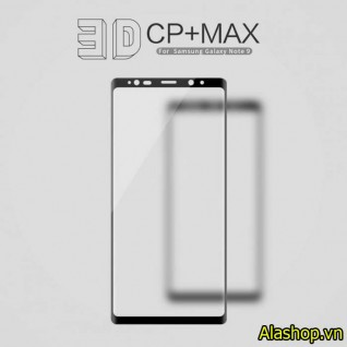 Kính cường lực Galaxy Note 9 Full màn hình CP+ Max Nillkin