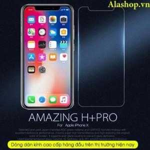 kính cường lực iphone x h+ pro chính hãng nillkin