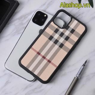 Ốp lưng da iPhone 11 pro max sang trọng thời trang