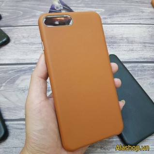 Ốp lưng da iPhone 7/8 plus Leather cao cấp
