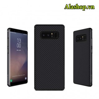 ốp lưng galaxy note 8 nillkin synthetic fiber carbon