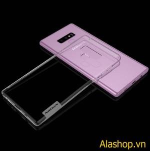 Ốp lưng Galaxy Note 9 TPU dẻo Nillkin