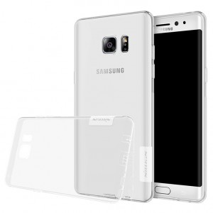 ốp lưng galaxy note FE trong suốt TPU