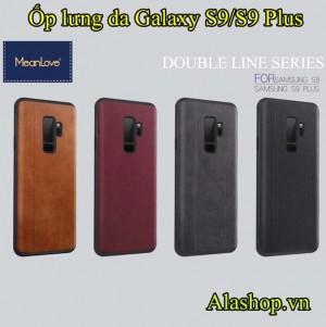 Ốp lưng Galaxy S9 bọc da xịn