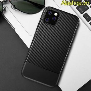 Ốp lưng iPhone 11 pro max carbon fiber