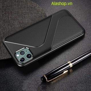 Ốp lưng iphone 11 pro max TPU dẻo chống trơn trượt