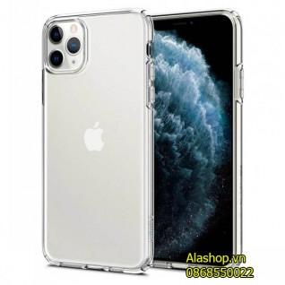Ốp lưng iPhone 11 Pro Spigen Crystal trong suốt (Mỹ)