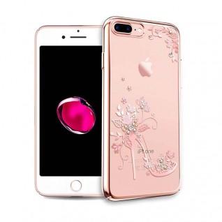 ốp lưng iPhone 6S,6 hài công chúa đính đá