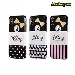 ốp lưng iPhone 8 plus bling secret