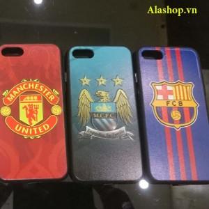 ốp lưng iphone 7 plus câu lạc bộ bóng đá