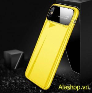 Ốp lưng iPhone 8 Plus 7 plus Lens siêu bóng