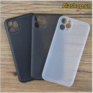 Ốp lưng siêu mỏng iPhone 11 pro max chống nóng