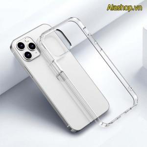 Ốp lưng trong suốt iPhone 12 pro max chống sốc đệm khí