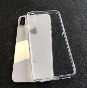 Ốp lưng trong suốt iPhone xs max chống sốc