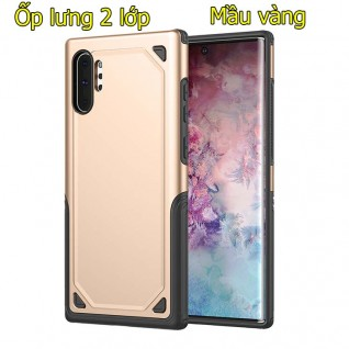 Ốp lưng samsung Note 10+ chống sốc 2 lớp cao cấp
